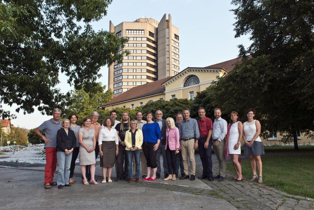 Mitglieder der SPD Stadtrats- und Kreistagsfraktion  - Foto: Jan Vetter