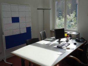 Büro des Stadtverbands Göttingen