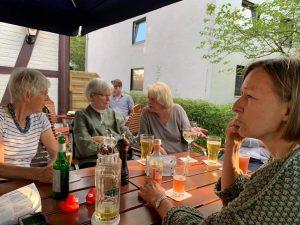 Gemütliches Ortsvereins-Treffen in Ost @ Hainbergschänke