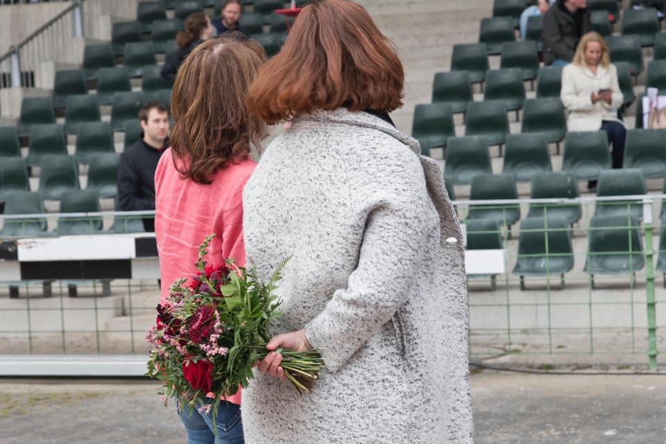 Aufstellungskonferenz im Jahnstadion (Foto: Jan Vetter)
