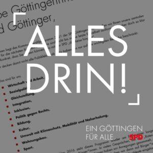 SPD-Kommunalwahlprogramm 2021