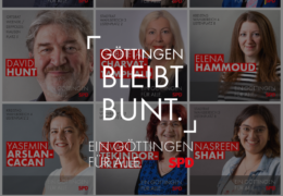 Göttingen bleibt bunt