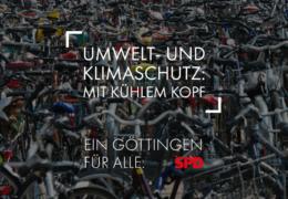 Umwelt- und Klimaschutz: Mit kühlem Kopf für Göttingen