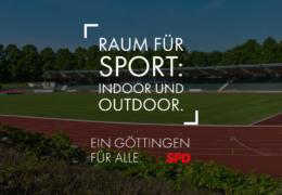 Raum für Sport: Indoor und outdoor