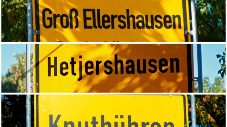 Groß Ellershausen, Hetjershausen, Knutbühren