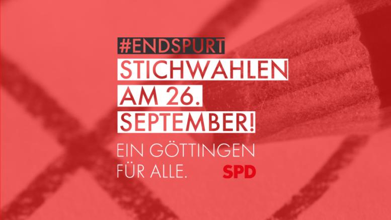 Stichwahlen am 26. September