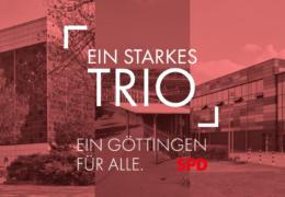 Ein starkes Trio
